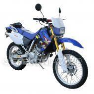 Спортивный мотоцикл XY400-Y